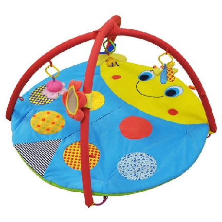 Cutie Bug Activity Play Mat and Gym